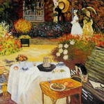 website The Luncheon Oil Painting by Claude Monet
