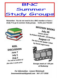 Summer Study Groups-page1