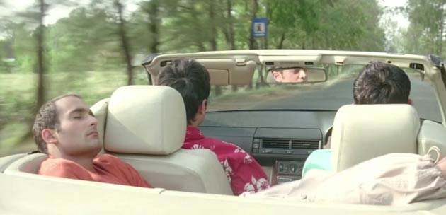 Image result for dil chahta hai road trip