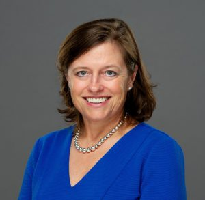 Head shot of Heidi Larson, M.D.