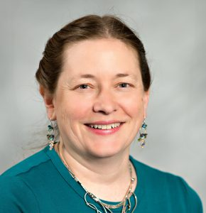 Head shot of Dr. Kate McIntosh
