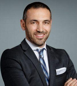 Head shot of Dr. Samaan Rafeq