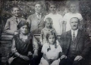 Bickels family before second world war