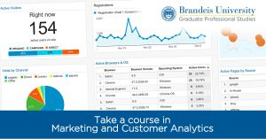 Marketing Custmer Analytics - Brandeis GPS Online Education - Brandeis GPS Blog