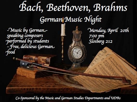 German Music Night