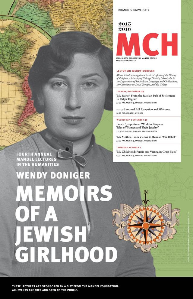 Wendy Doniger Lecture