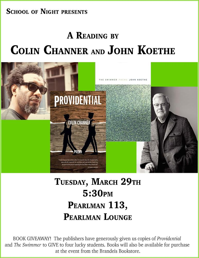 Koethe and Channer Readings