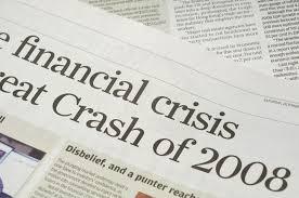Financial Crisis Crash of 2008
