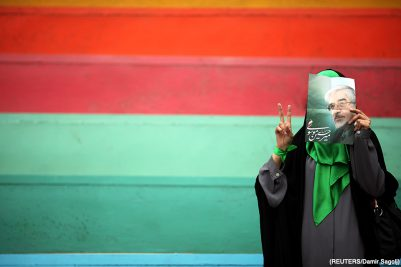 Contesting the Iranian Revolution: The Green Uprisings- Reuters/Damir Sagoli