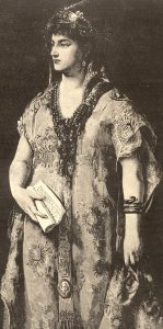 An eighteenth century image of Queen Esther