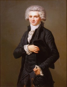 Maximilien Robespierre (Adélaïde Labille-Guiard)