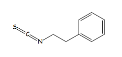 phenethyl isothiocyanate (a component of cruciferous vegetables)