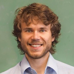 John Wilmes, Assistant Professor of Math