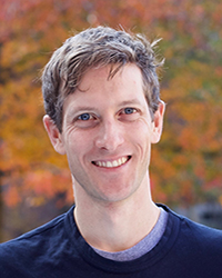 Niels Bradshaw, Assistant Professor of Biochemistry