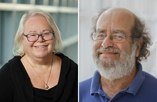 Eve Marder & Irving Epstein