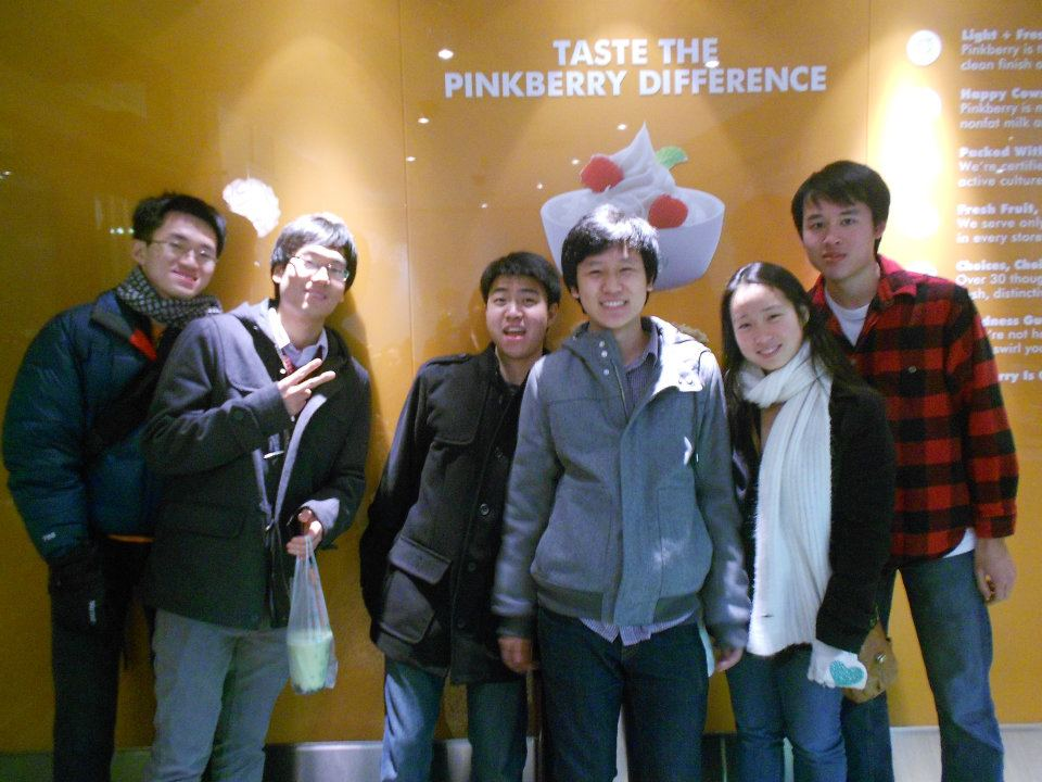 December 2, 2011, It was nearing the end of the semester and SEAC went to get Pho at a restaurant in Boston China Town called &#8220;Pho Hoa Restaurant&#8220;, got Bubble...