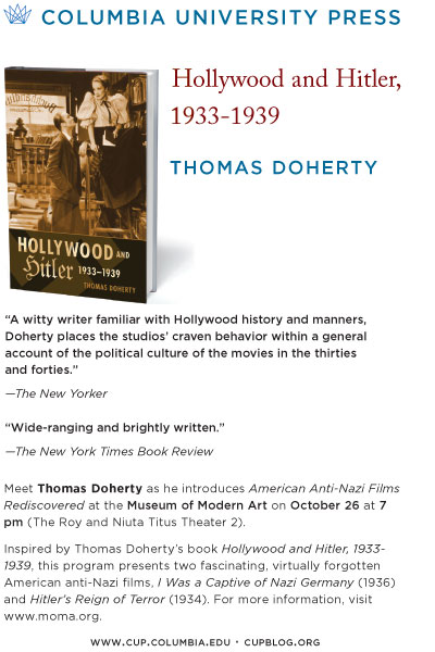Doherty Hollywood and Hitler