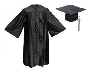 apparel-group-mens-shiny-black-bachelor-academic-cap-gown-and-tassel_489062