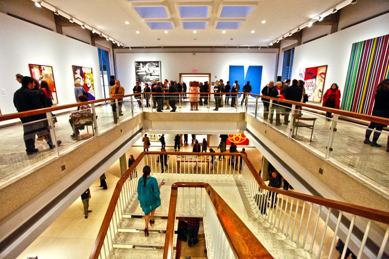 Rose Art Museum re-opens