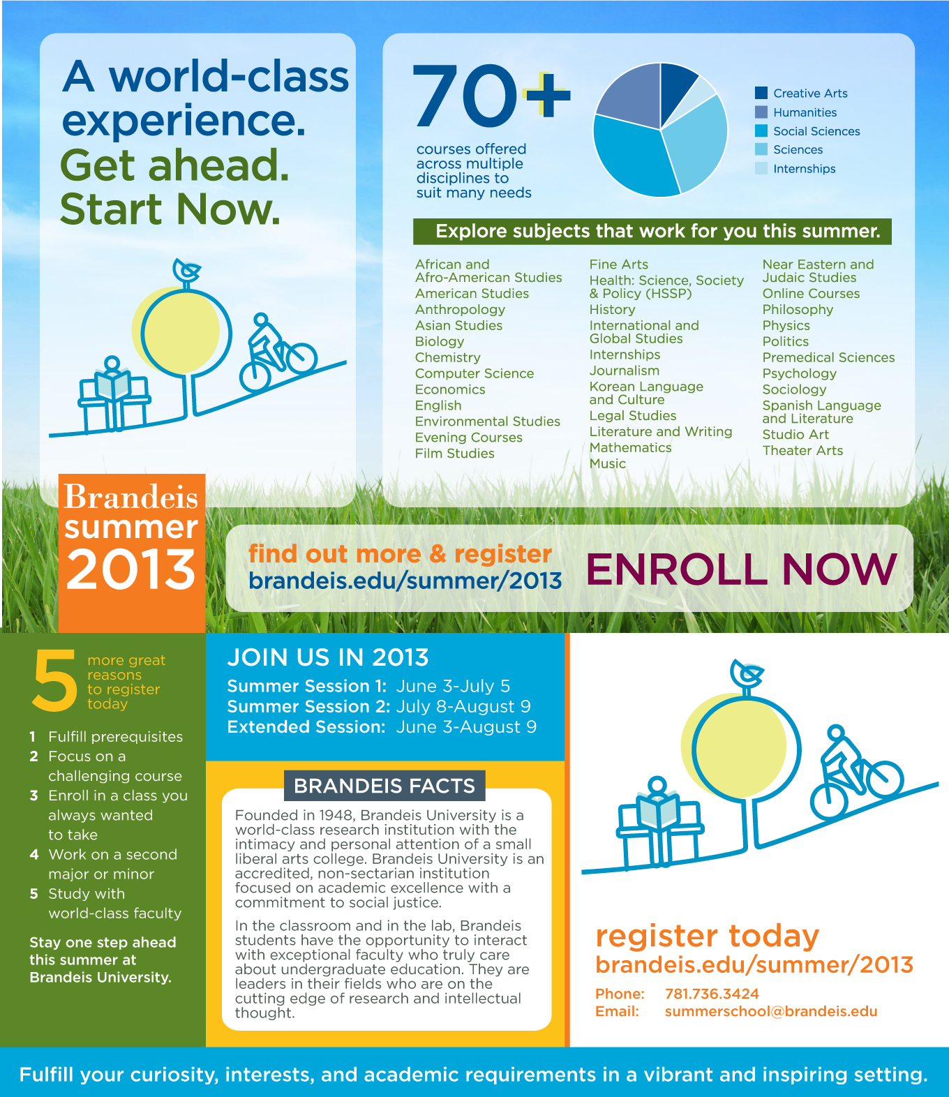 Register for Summer College Credits Now!