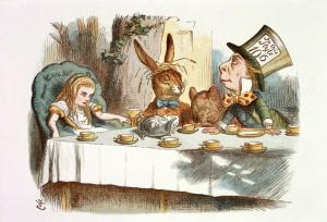Hosley Alice in Wonderland