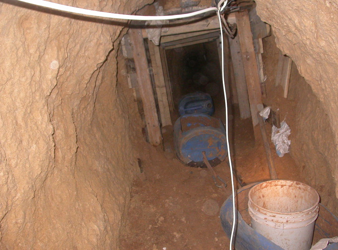 Built into basements, these makeshift, often dangerous, tunnels provide valuable resources for Gaza