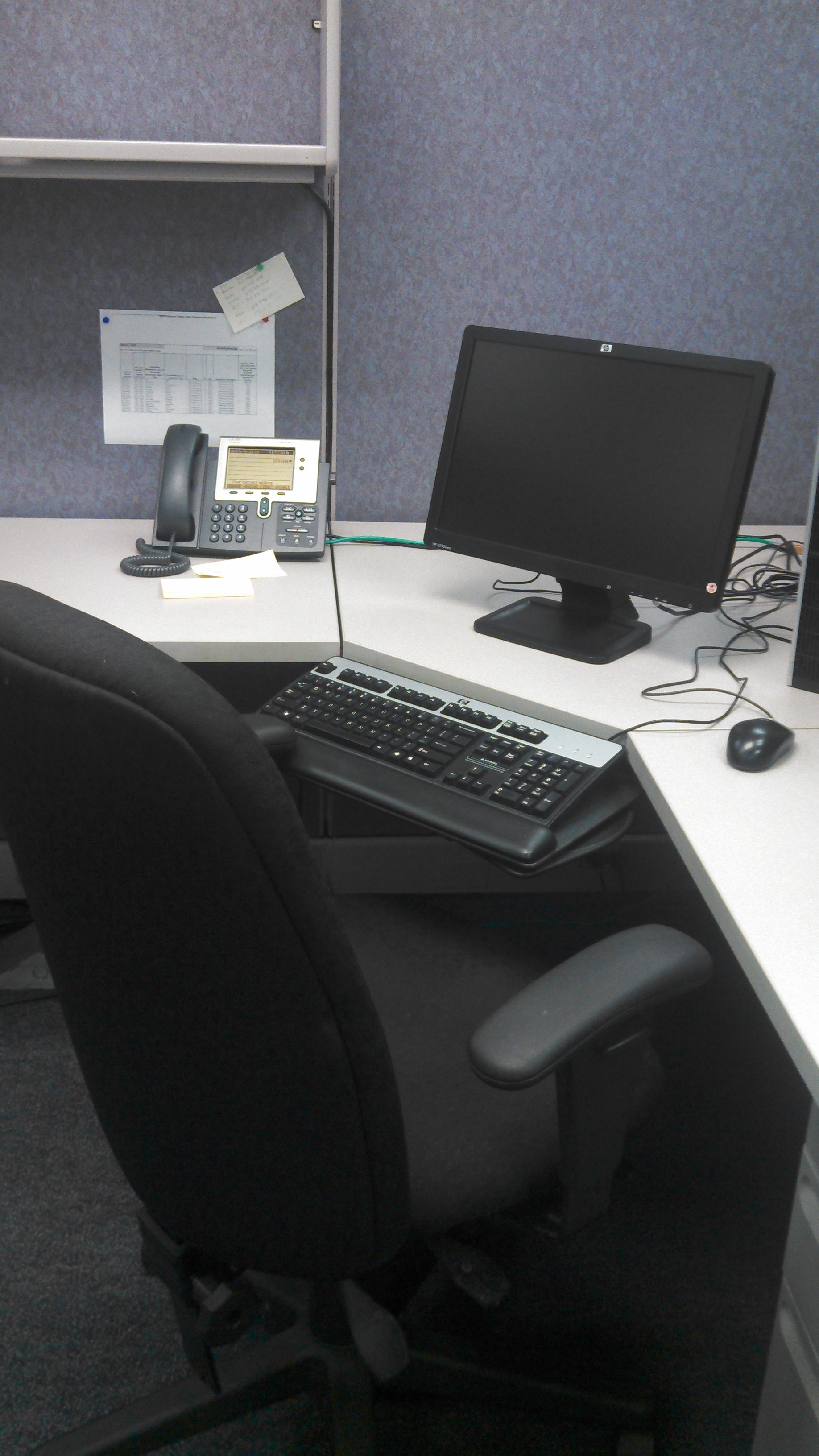 My Cubicle!