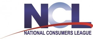 The logo of the National Consumers League