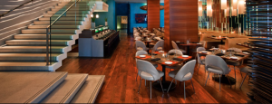 This is our Blue Fin Restaurant, one of our largest properties, located in Times Square.