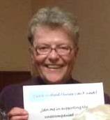 Sr. Linda Bessom, Senior Community Organizer at the Massachusetts Coalition for the Homeless