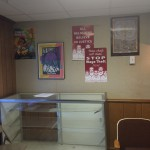 We redecorated the Indianapolis Worker Justice Center with posters from Interfaith Worker Justice
