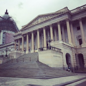 (The Capitol building)