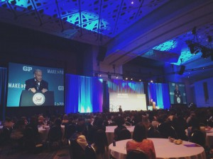 Good 'ol VP Joe Biden speaking at the Make Progress Summit