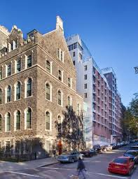 Fortune's Harlem site, known as Castle Gardens. (photo: fortunesociety.org)