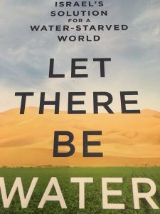 Seth Siegel's book about Israeli water innovation