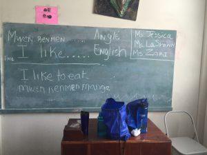 Ms.LaShawn's English Class