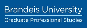 Brandeis University GPS Blue Logo - Brandeis GPS Online Education - Brandeis GPS Blog