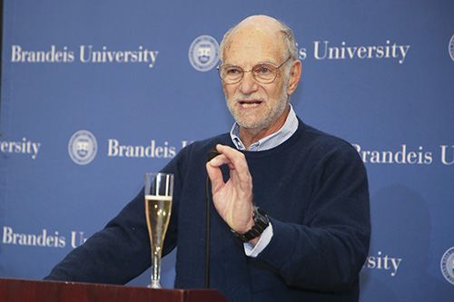 Michael Rosbash, Nobel Laureate